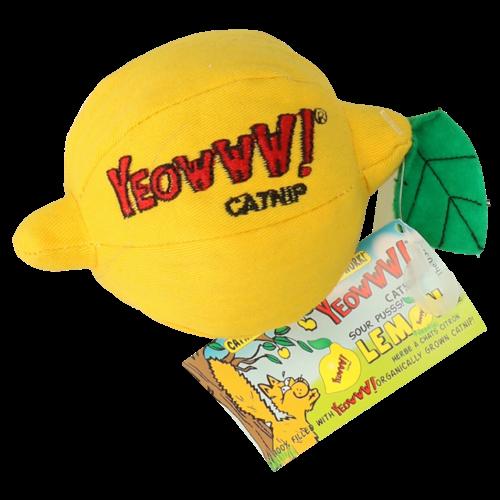 Yeowww Yeowww Sour Pusss! Lemon