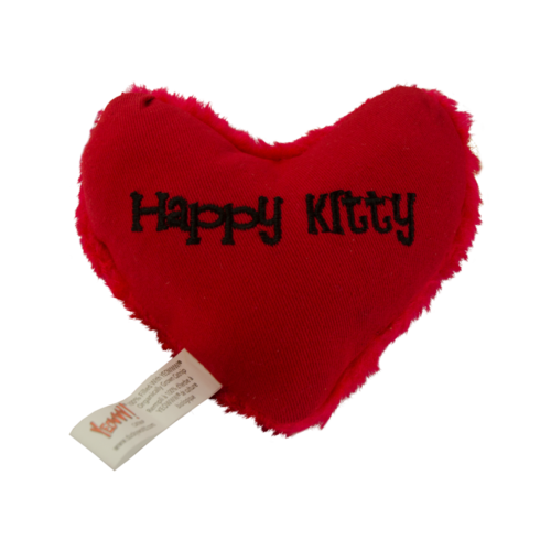 "Yeowww! Yeowww the Hearrrts ""Happy Kitty"""