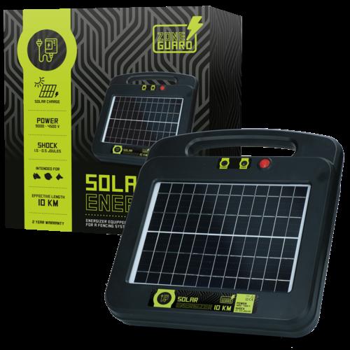 ZoneGuard ZoneGuard Solar en Batterij 10 km