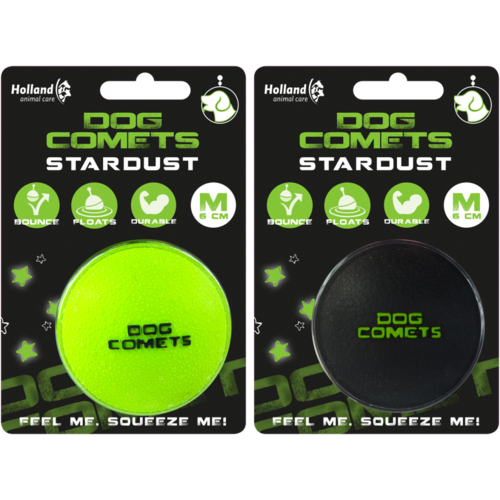 Dog Comets Dog Comets Ball Stardust Groen M