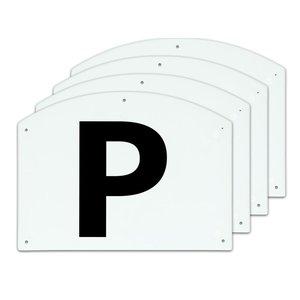 Dressage manege letters PRSV 30 x 20 cm