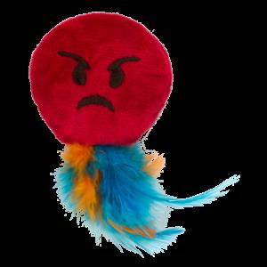 Catmoji Emoji Cat Angry (met MadNip)