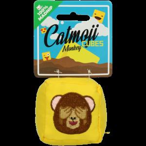 Catmoji Emoji Cat Cube Monkey (met MadNip)