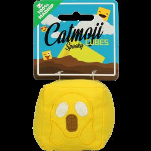 Catmoji Emoji Cat Cube Spooky (met MadNip)