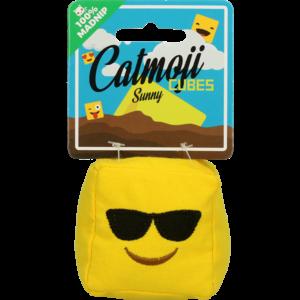 Catmoji Emoji Cat Cube Sunny (met MadNip)