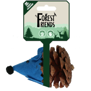 Forest Friends Forest Friends Mouse Blue