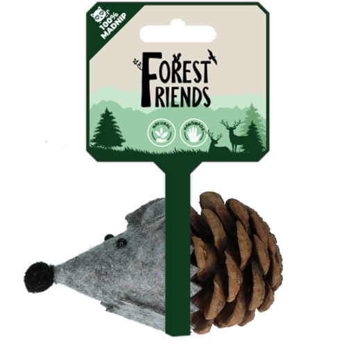 Forest Friends Forest Friends Mouse Grey