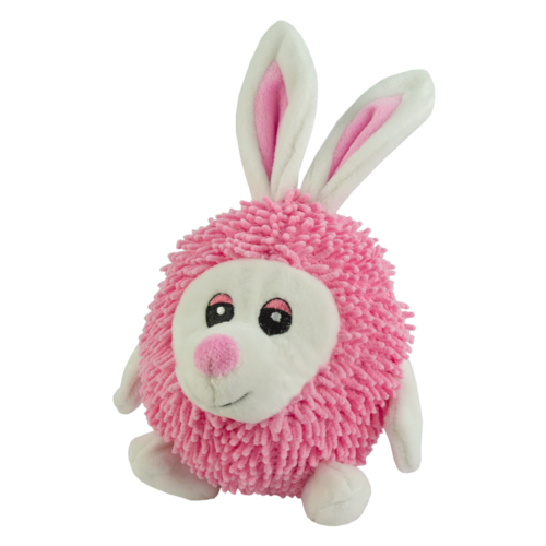 Fuzzle Fuzzle Bunny with squeaker