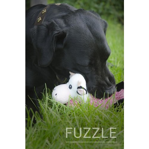 Fuzzle Fuzzle Giraffe with 5 squeakers