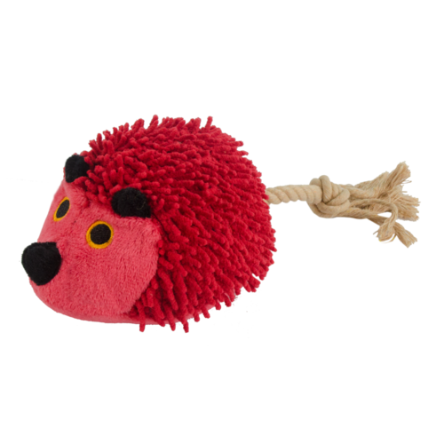 Fuzzle Fuzzle Hedgie With Tail Red