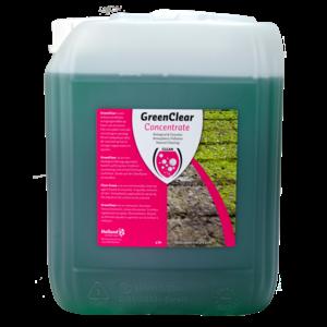 GreenClear bij atmosvervuiling