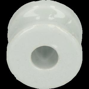 Isolator Hoek porselein 40mm