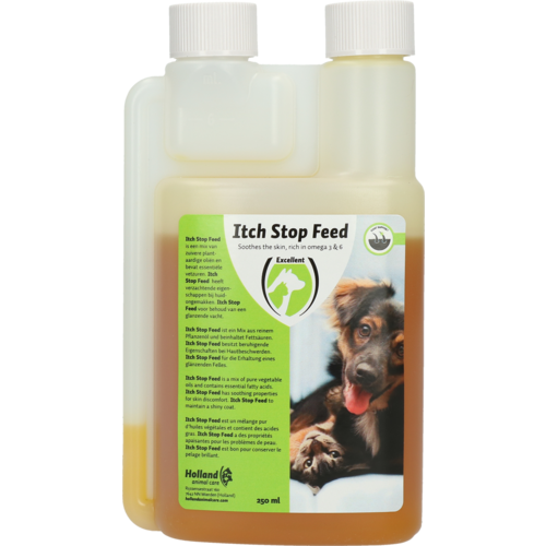 Holland Animal Care Itch Stop Feed Hond en Kat