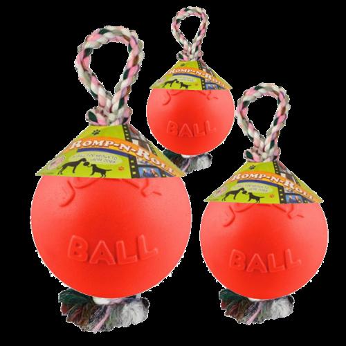 Jolly Jolly Ball Romp-n-Roll 20 cm Oranje (Vanillegeur)