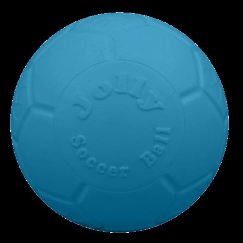 Jolly Pets  Jolly Soccer Ball 15cm Oceaan Blauw