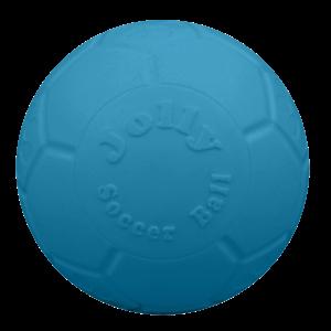 Jolly Pets  Jolly Soccer Ball 20cm Oceaan Blauw