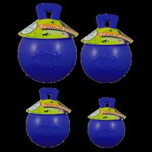 Jolly Pets  Jolly Tug-n-Toss 10 cm Blauw