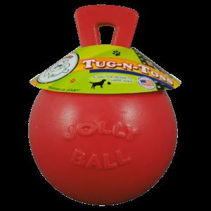 Jolly Pets  Jolly Tug-n-Toss 20 cm Rood