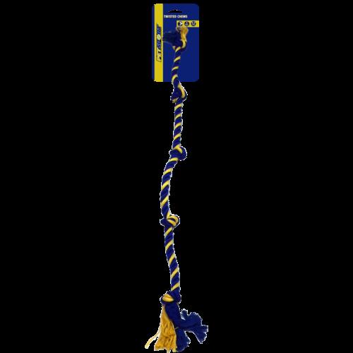 Petsport 5-Knot Cotton Rope 182 cm