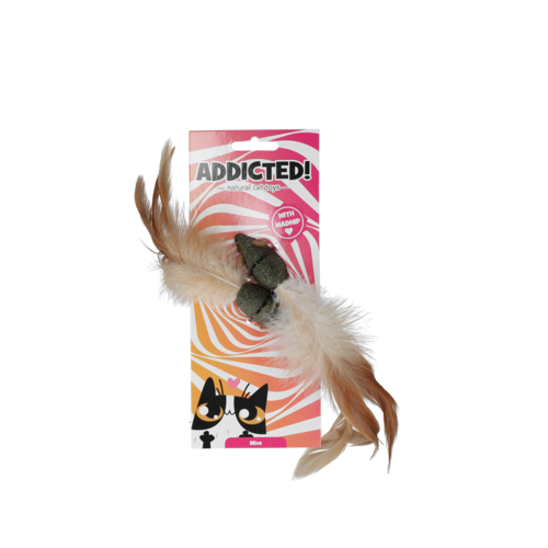 Addicted Addicted Mice with Feathers