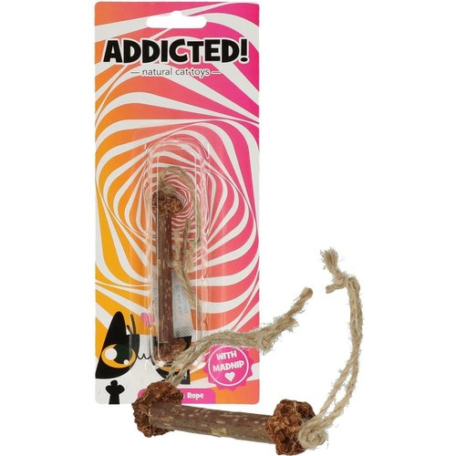 Addicted Addicted Stick with Rope