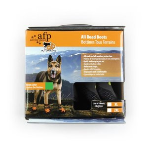 AFP AFP All Road Boots Green S