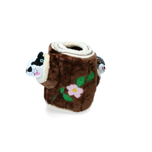 AFP AFP Dig it - Tree Trunk Burrow - S with 2 cute toys