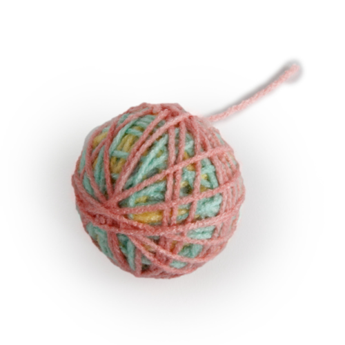 AFP AFP Knotty Habit - Yarn Ball