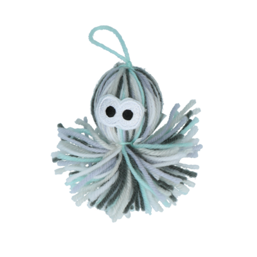 AFP AFP Knotty Habit - Yarn Dangling Octopus