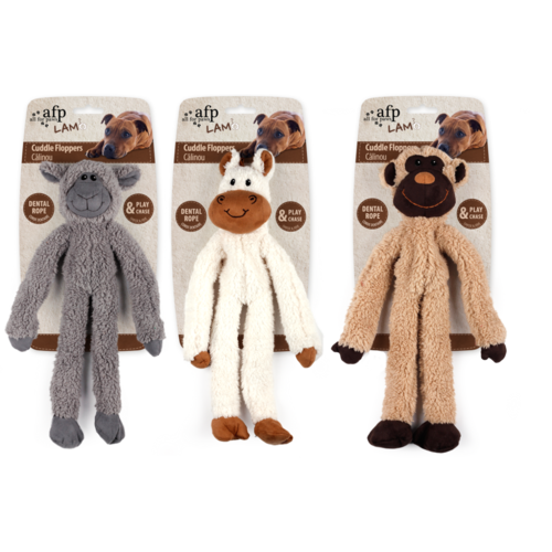 All for paws AFP AFP Lambswool-Cuddle floppers