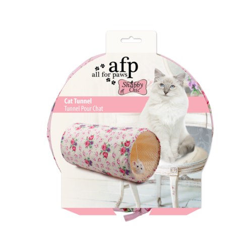 All for paws AFP AFP Shabby Chic Summer Time Tunnel