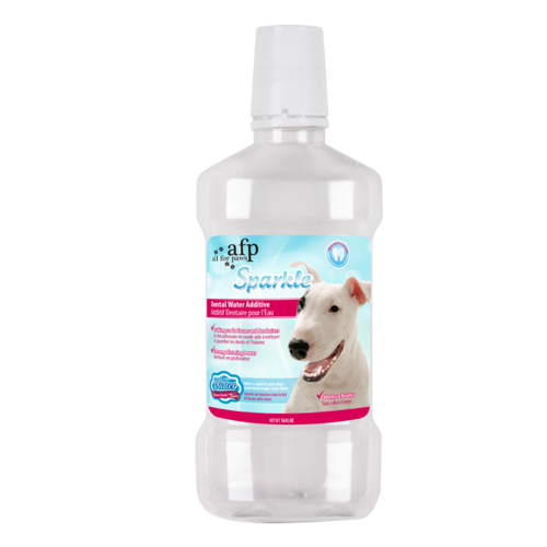 All for paws AFP AFP Sparkle Dental Water Additive (475 ml)