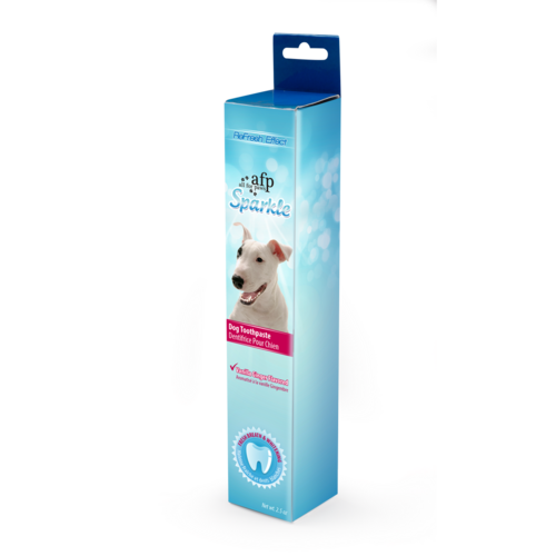All for paws AFP AFP Sparkle Toothpaste Vanilla & Ginger Flavour