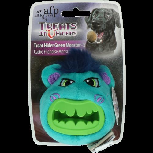 AFP Treat Hider Green Monster - S