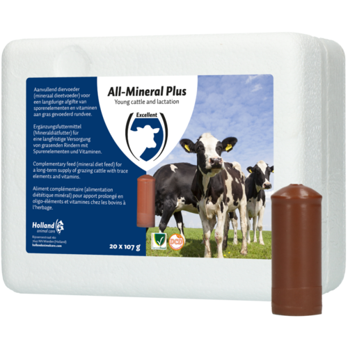 Holland Animal Care All-Mineral Plus