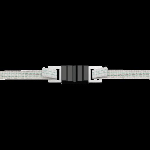Lint verbinding rvs 12,5 mm Litzclip