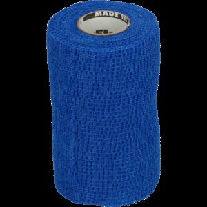 Bandage Equine Powerflex blauw 10cm