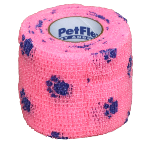 Petflex Bandage Petflex Pink Paw