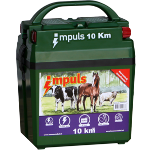 Impuls Batterij App. Impuls 10 km