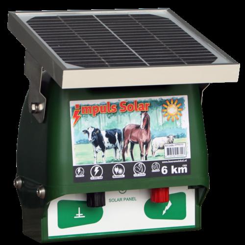 Impuls Batterij App. Solar Impuls 6 km