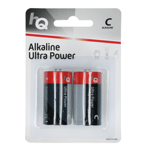 Batterij C Size Alkaline 1,5 V