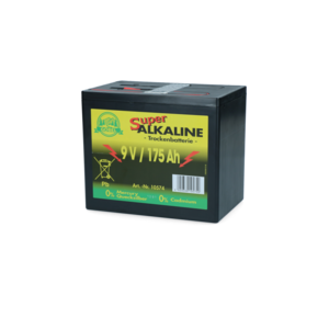 Batterij Durobat 9V / 175Ah (H16 x L19 x B13 cm)