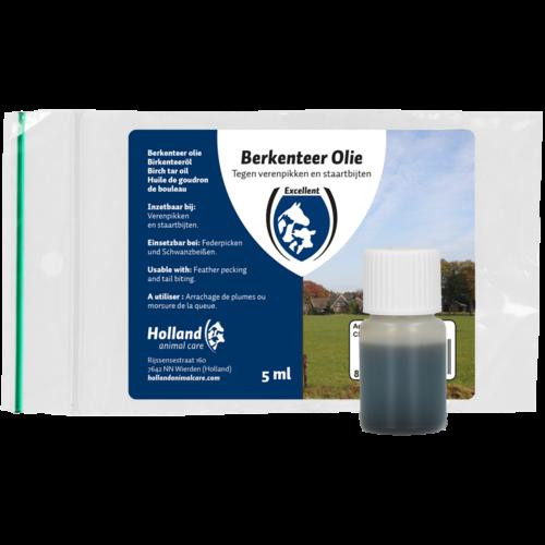 Holland Animal Care Berkenteer olie