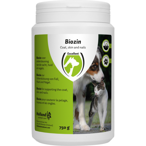 Holland Animal Care Biozin Hond en Kat