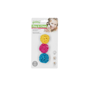 LW nibblers-willow chews-balls without bell