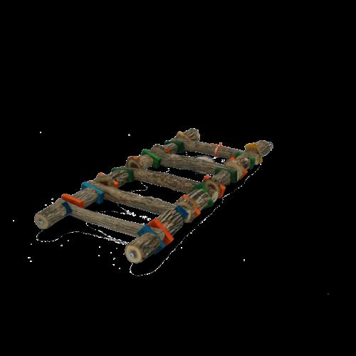 Birrdeeez 5-Step Sekelbos Ladder Large