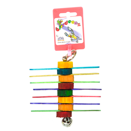 Birrdeeez Bird Toy 11cm Heli
