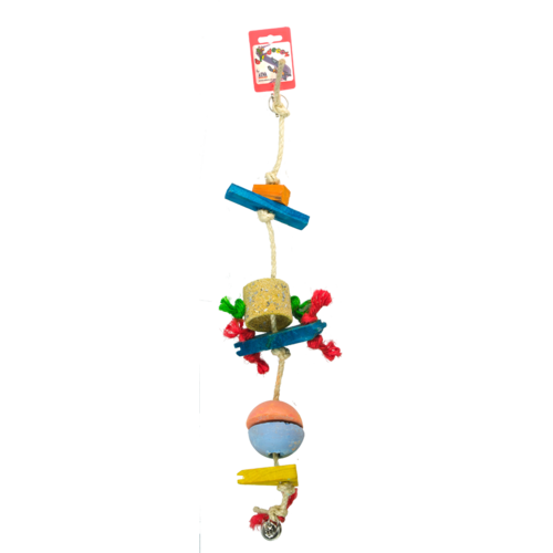 Birrdeeez Birrdeeez Carnival Parrot Toy