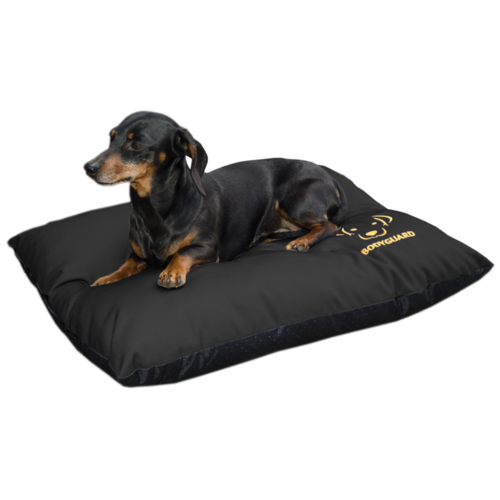 Bodyguard Bodyguard Elegant Pillow S Black