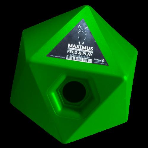 Maximus Feed & Play groen